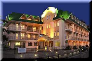 Отель «Норд» три звезды шикарный отдых в Партените