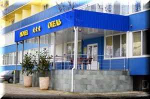 «Оптима» трехзвездочный отель в Севастополе